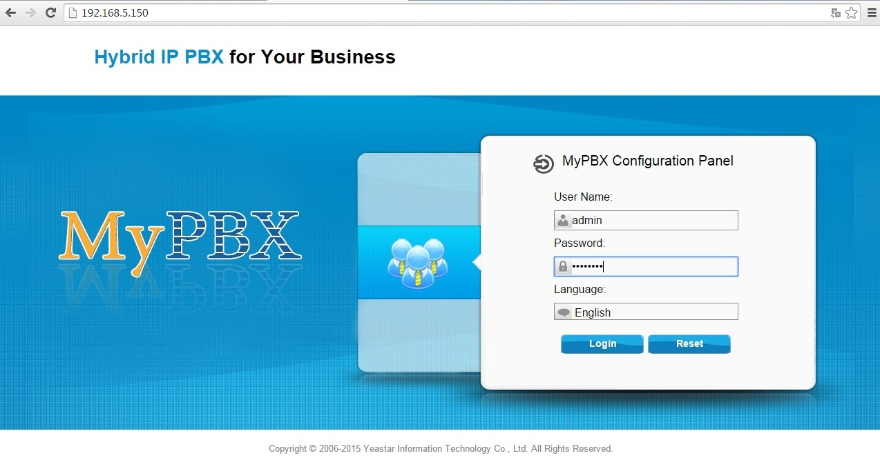 How To Connect Gigaset N720 Dect Ip To Mypbx Yeastar